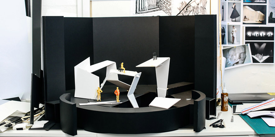 Laura Arroyo Rocha, MA Theatre Design, Wimbledon College of Arts