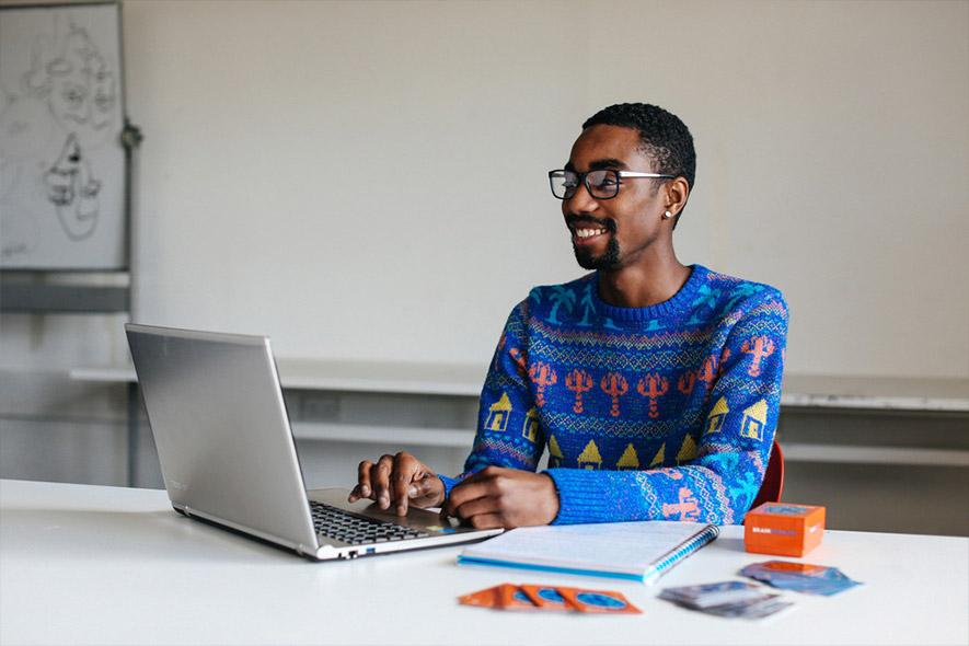 Teshome Samuel, MA Games Design, London College of Communication